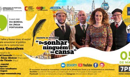 Fados y bossa nova para celebrar el Día Mundial de la Lengua Portuguesa