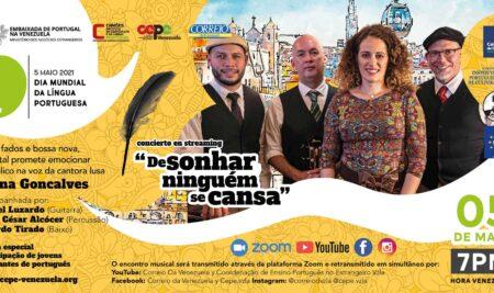 Fados e Bossa Nova para celebrar o Dia Mundial da Língua Portuguesa