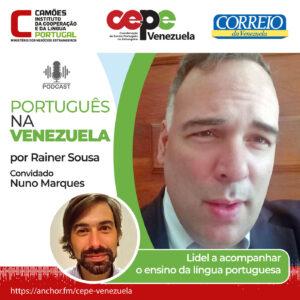 Lidel a acompanhar o ensino da língua portuguesa