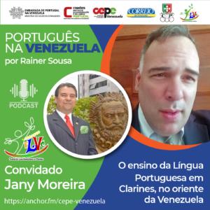 O ensino da Língua Portuguesa em Clarines, no oriente da Venezuela