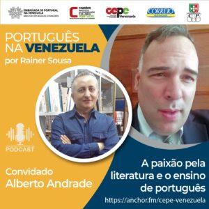 A paixão pela literatura e o ensino de português.